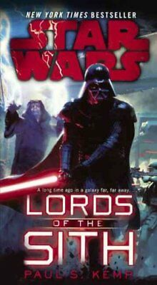 Star Wars Lords of the Sith by Paul S Kemp 9780606385176 (Hardback, 2016)
