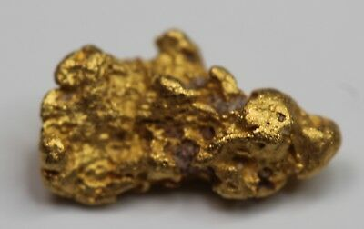 Gold Nugget 0.68 Grams (Australian Natural)