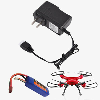 XH-4P 11.1V 3S Lithium Battery Balance Charger for Remote Control Aircraft Power