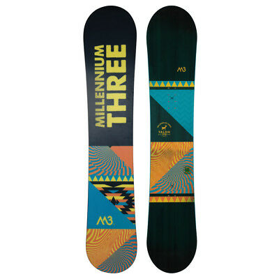 M3 2017 Mens Talon Wide Snowboard - Various 159Cm