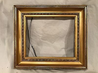 12x10 Antique Style Gold Gilded Cove Picture Frame - 19th Century Style