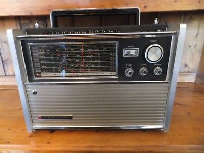 1968 National Panasonic RF-5000 11 Band AM/FM SSB Communications Receiver