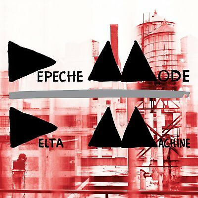 DEPECHE MODE Delta Machine CD BRAND NEW 2013