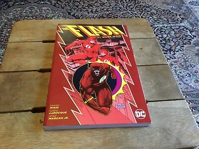 The Flash by Mark Ward Book One 1 Trade Paperback TPB DC Comics