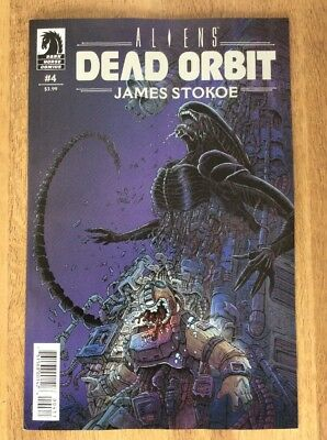 Aliens Dead Orbit #4 - Dark Horse Comics 2017 - New Nm Unread