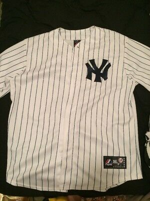 New York Yankees Jersey Size L