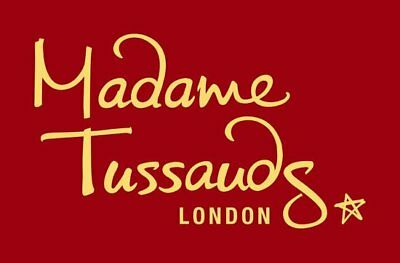 Madame Tussauds London Tickets Wednesday 28th March 2018. Great for Easter