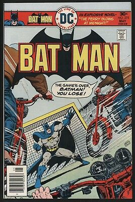Batman #275 Stunning Near Mint 9.4 Investment Grade Cents Copy With White Pages