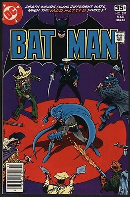 Batman #297 Stunning Near Mint 9.4  Investment Grade Copy With White Pages