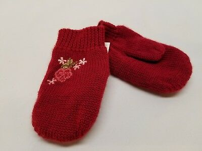 Janie and Jack Toddler Mittens NWT sz 12-24 mo
