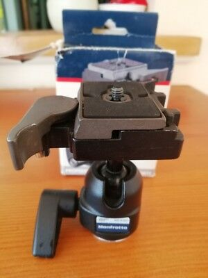 Manfrotto Mini Ball Head 484RC2