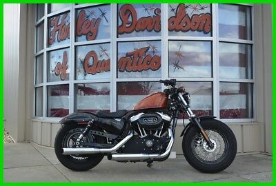 Sportster®  2015 Harley-Davidson Sportster XL1200X   FortyEight Used