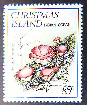 1984 Christmas Island Stamps - Fungi on Christmas Island - Single 85c MNH