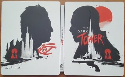 The Dark Tower - Limited Edition Best Buy Steelbook (4K Ultra HD + Blu-ray) HDR