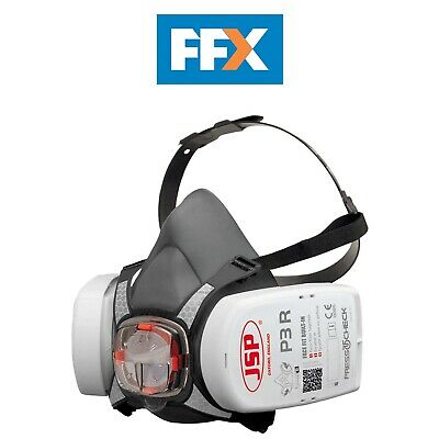 JSP Force8 Press To Check Mask With P3 Filters