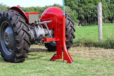 RP1 - Ripper & Pipe Layer 4.5cm Pipe - For Compact Tractors