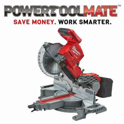 Milwaukee M18FMS254-0 18v 254mm M18 Fuel Mitre Saw Bare Unit