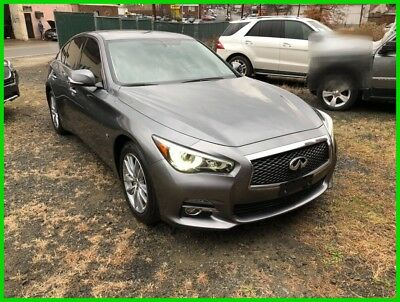 2015 Infiniti Q50  2015 Used 3.7L V6 24V Automatic AWD Sedan Premium