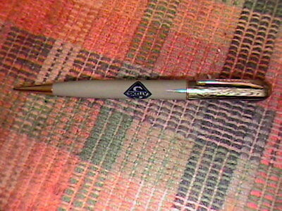 Vintage Advertising Skelly Home Oil Company Gray Sharpencil Mechanical Pencil