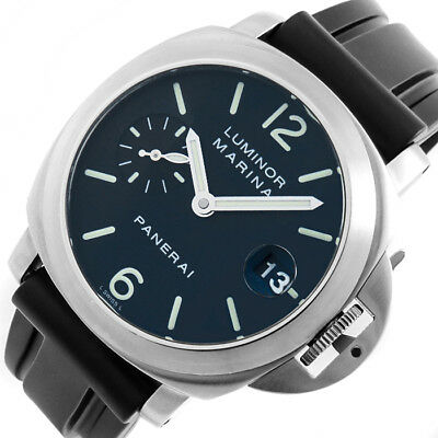 OFFICINE PANERAI LUMINOR MARINA C-SERIE PAM69 DIVER 40mm AUTOMATIK A05.511 UHR