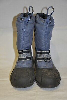 Children's Snow Boots by Sorel in Excellent Condition in Size UK 1.5
