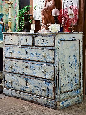 Small rustic French commode