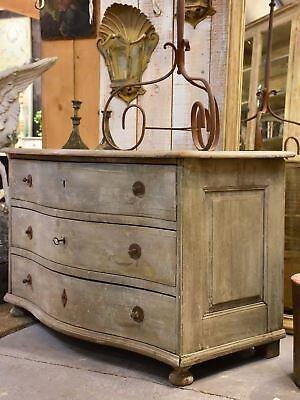 Antique French commode from Alsace