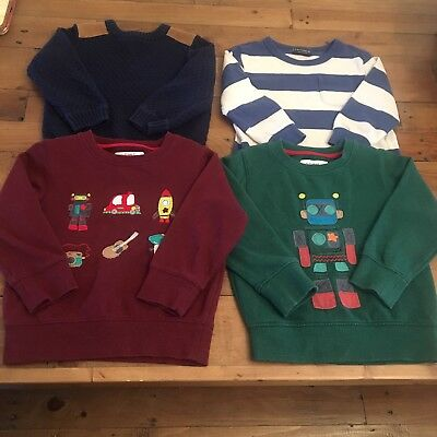4 Boys Jumpers Sweaters, Next, Age 18-24, 1.5-2 Christmas