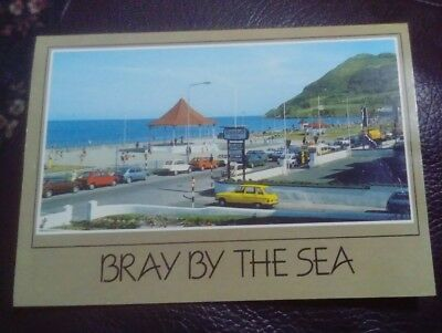 Bray By The Sea Postcard