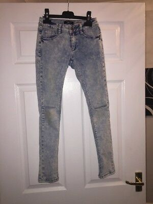 Girls New look Skinny Jeans Age 11