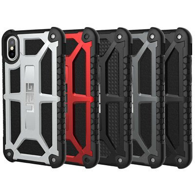 UAG Monarch Case for Apple iPhone X   Xs Light Rugged Cover Military Drop Teste