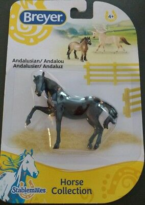 NIP! Breyer Stablemates Andalusian Horse Collection