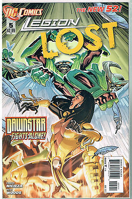 The New 52! Legion Lost #5