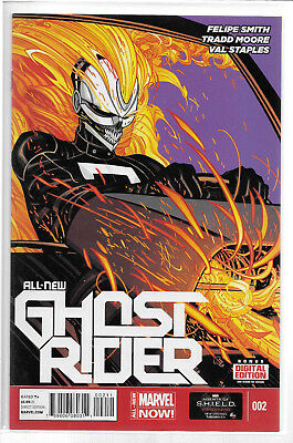 Marvel Now! All New Ghost Rider #2