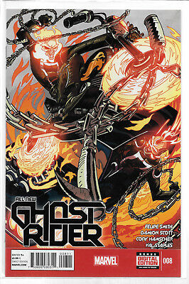 Marvel Now! All New Ghost Rider #8