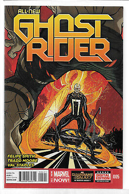 Marvel Now! All New Ghost Rider #5