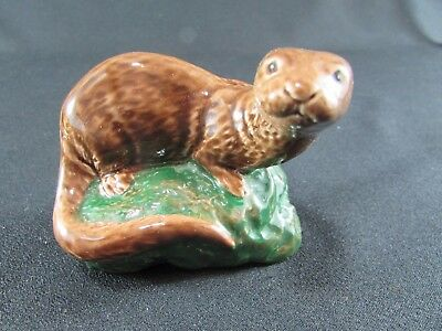 Beswick Otter Scotch Whisky Spirit Decanter c.1981