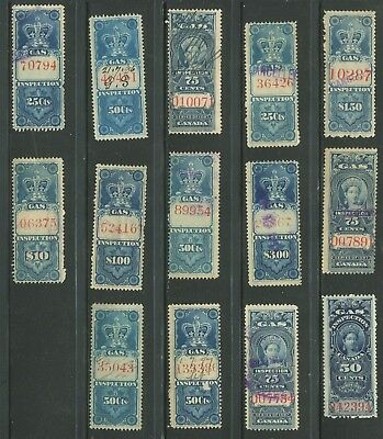 Canada Revenue Fg Used Collection Remainder