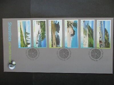Australian Stamps: Norfolk Island First Day Covers - Great Items! (A1546)