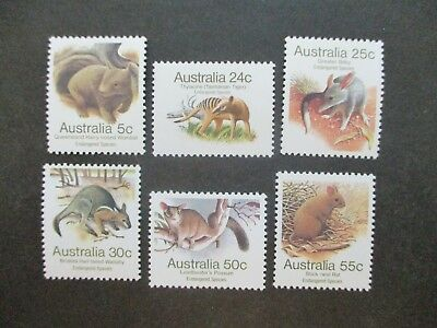 Australian Decimal Stamps: Early Sets - Great Items, Must Haves! (A1589)