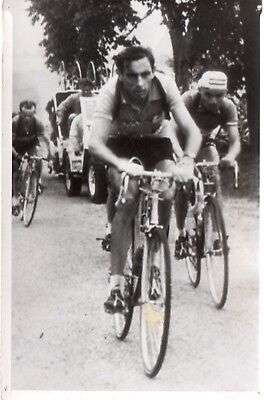 CICLISMO CYCLISME RADSPORT photo originale FAUSTO COPPI di agenzia