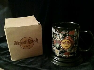 Hard Rock Cafe KEY WEST COFFEE MUG ~ Love All, Serve All - NICE!!!