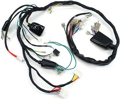honda cb400f 400 four 400 4 wiring harness tie banb new oem nos rare rh picclick co uk
