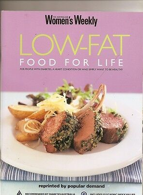 The Australian Womens Weekly Low-Fat Food for Life