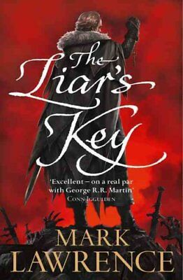 The Liar's Key by Mark Lawrence 9780007531608 (Paperback, 2016)