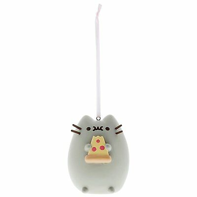 Department 56 Pusheen I Love Pizza Hanging Ornament #402237