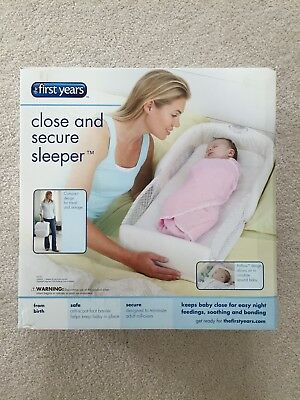 The First Years Close and Secure Sleeper Cosleeper
