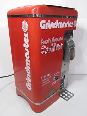 Vintage Grindmaster Model 500 Commercial Coffee Bean Grinder