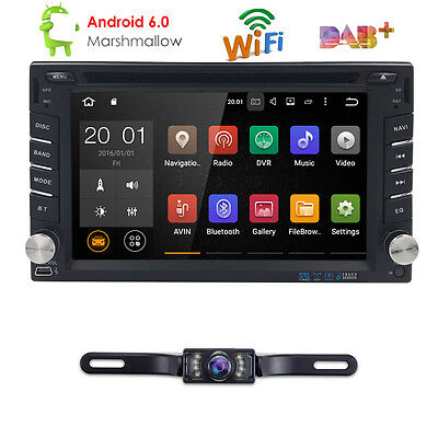 """6.2"""" Android 6.0 Car GPS Player Navigation for Nissan Universal Stereo Headunit"""