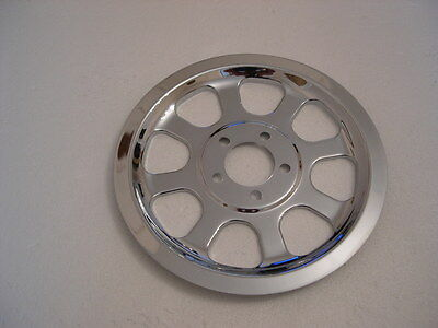 Chrome Pulley cover 70T for Harley-Davidson Softail 2000 to 2006 951317